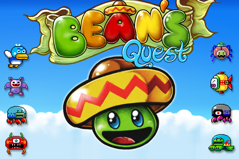Screenshot Bean's Quest Lite